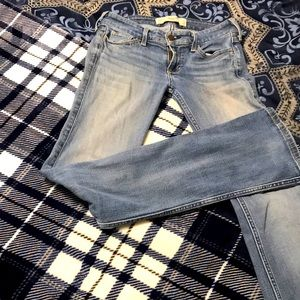 Bootcut jeans in excellent condition